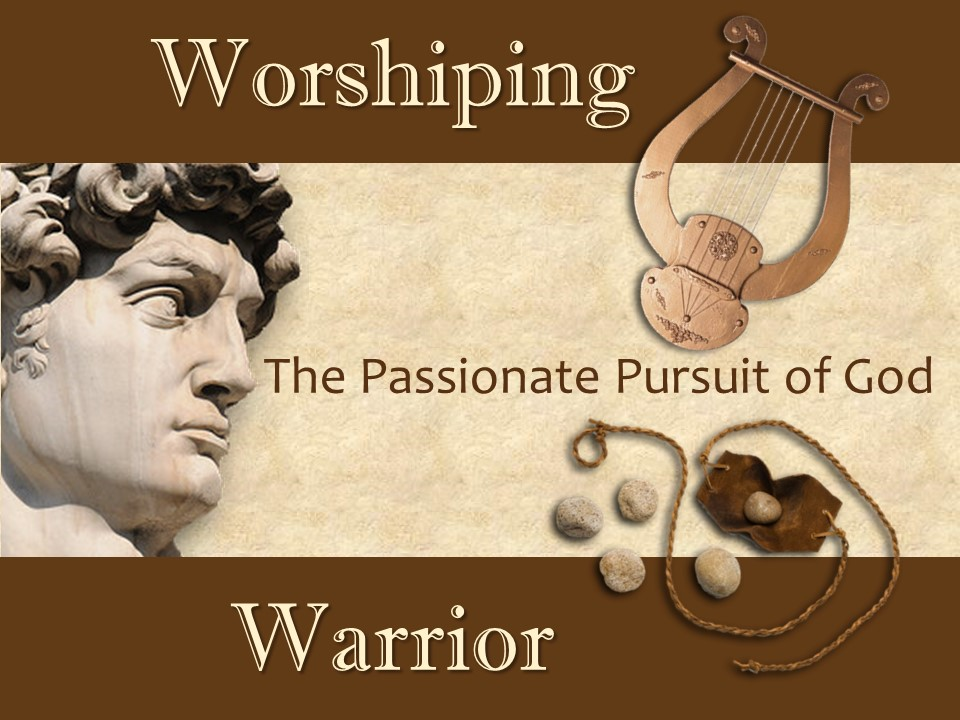 Worshiping Warrior